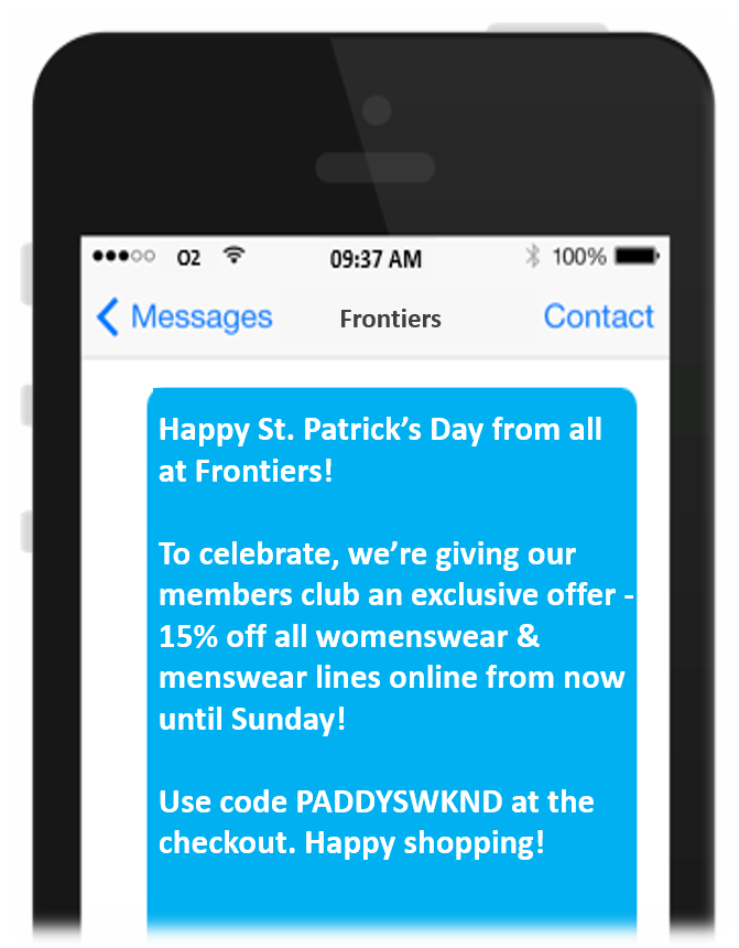 St. Patrick's Day Marketing